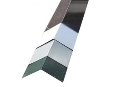 Планка угла наружного 75х75 мм, 2м