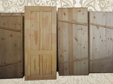 Двери для бани и дома