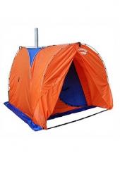 палатка с тамбуром алтай мобильная баня алтай Теплодар