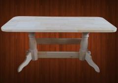 стол 1.3 м/п садовая мебель из дерева