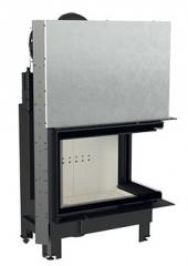 Тройник 90* ф130  0.5мм  нерж