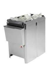 Электрокаменка «ЭНУ-Тандем 18» с испарителем