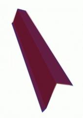 Ветровая планка для кровли Ral 3005