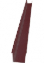 Желоб водосточный квадратный 2м, Ral 3005