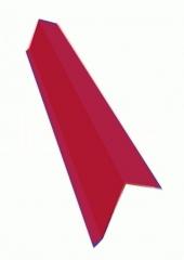 Ветровая планка для кровли Ral 3011