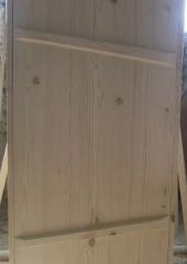 Дверь банная 1600х600 (сосна)