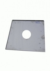 Элемент ППУ 500х500 мм диаметр 130, 0.5 мм нержавейка