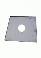 Элемент ППУ 500х500 мм диаметр 140, 0.5 мм нержавейка