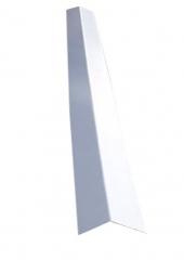 Планка угла наружного 75х75 RAL 9003