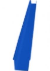 Желоб водосточный квадратный 2м, Ral 5005