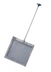 1414 LK Задвижка дымохода (140х140)