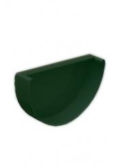 Заглушка водосточного желоба Ral 6005