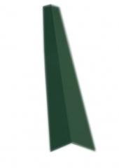 Планка угла наружного 75х75 RAL 6005