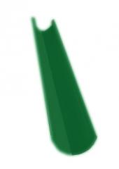 Желоб водосточный полукруглый 1.25м, Ral 6005
