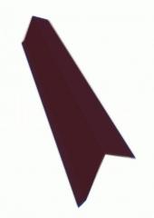 Ветровая планка для кровли Ral 8017