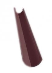 Желоб водосточный полукруглый 2м, Ral 8017