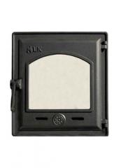 Дверца LK 370 герметичная со стеклом (250х280)