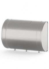 Бак выносной для теплообменника.  70л  0.8мм горизонтальный