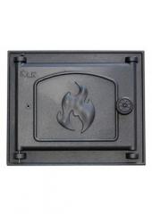 Дверца LK 350 топочная глухая (250х210)
