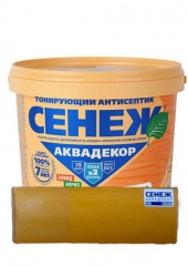 "CЕНЕЖ ""АКВАДЕКОР-103 сосна"" 0.9 кг"