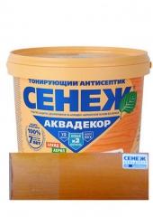 """CЕНЕЖ """"АКВАДЕКОР-105 калужница"""" 9 кг"""