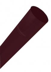 Труба водосточная d100, Ral 3005, 1 метр