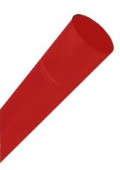 Труба водосточная d120, Ral 3011, 1 метр