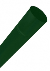 Труба водосточная d100, Ral 6005, 1 метр