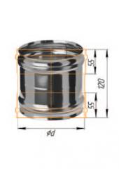 Адаптер котла (430/0.8 мм) ф120