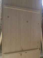 Дверь банная 1600х800 (сосна)